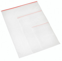 LARGE Plastic Bag – Clip Seal