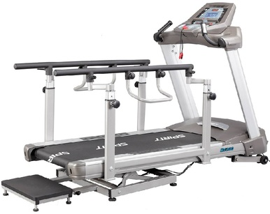 Spirit Commercial MT200 Rehab Treadmill. The Rehab treadmill for professionals.