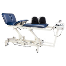 The Classic Traction Table  is designed to offer the doctor multiple choices of traction therapy.