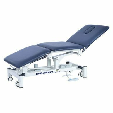 Everfit Bariatric Treatment Table is specifically designed for heavier patients