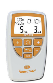 The NeuroTrac™ Sports Dual Tens Unit unit is an advanced and modern digital dual channel STIM unit