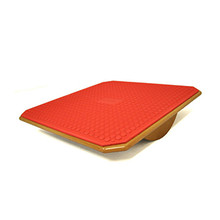 Superb quality - The Rocker Board offer a durable, non-slip, easy-to-clean surface with anti bacterial properties.
