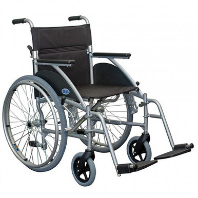 Paediatric Wheelchair has been designed to be a light, practical and easy to transport wheelchair, making it an ideal occasional use chair for both indoor and outdoor use.