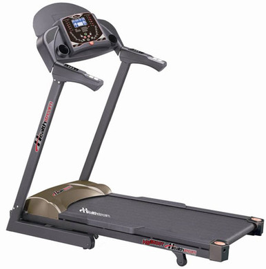 The Healthstream HS3500 Treadmill is a featured packed advanced treadmill yet it is very user friendly and incorporates a very high quality style.