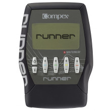 The COMPEX RUNNER Muscle Stimulator  has been designed to fit perfectly with your specific training sessions.