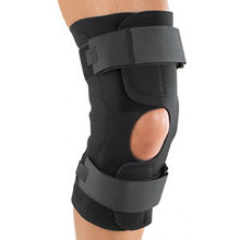 Reddie Hinged Knee Brace provides stability while still allowing the user to be active which is why it is so popular with athletes!!