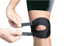 Patella Tracker Support stabilising pad & straps help secure the patella in the proper position.