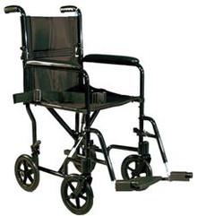 Shopper 8 Transit Wheelchair   Ultra Light 9kg Frame Wheelchair