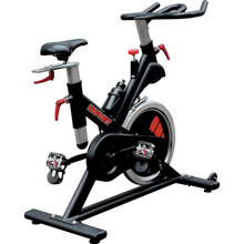 The Healthstream Exploit Spin Bike is designed for indoor cycling for the every day user or for the more serious athlete.
