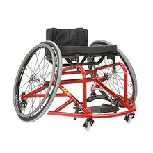 The Invacare® Top End® Pro™ Basketball Wheelchair is designed for aspiring athletes who want durability and quick, easy adjustments, all at a great price.