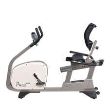 An ergonomically designed recumbent bicycle for training in optimum comfort. Equipped with the user-friendly Tunturi monitor with many options and functions