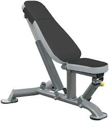 The Ultimate Adjustable Bench is multi-adjustable allowing the user to target many different areas of the body.