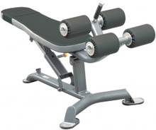 The Healthstream Ultimate Multi Ab Bench is a commercial grade adjustable bench. Suitable for home or facility/commercial use.