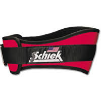 The Schiek weight belt is a top quality rigid triple patented back support belt designed for commercial & heavy sports application.