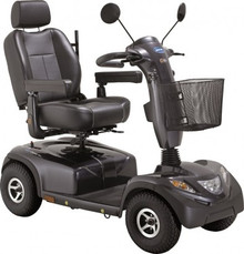 The Invacare Comet Alpine scooter is Reliable, Safe and a very Durable 4 wheel scooter which is a favorite in Australia