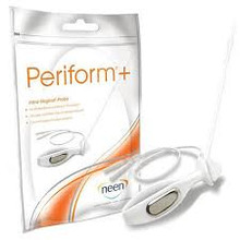 Periform Plus Intra Vaginal Probe is used to treat stress, mixed or urge incontinence.