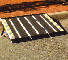 70CM PERSONAL STANDARD RAMP - IDEAL FOR CLIMBING KERBS AND SIMILAR OBSTACLES.