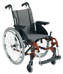 Self Propelled  Wheelchair Action 3 JNR-EVO Series