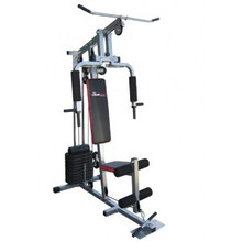 The Healthstream HS100G Home Gym is smooth and easy to use with many exercises options. You can have a great body workout with this special home gym. Get fit and strong with your very own home gym.
