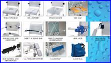 Aquatec Ocean series accessories
