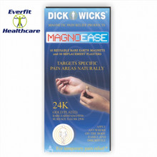 MAGNOEASE 10 SPOT MAGNET PACK & PLASTERS