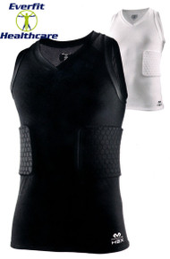 Hex Tank 3 pad Shirt with 14mm Padding
