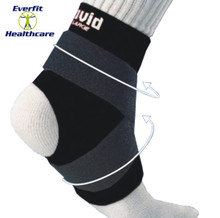 McDavid Thermal Ankle with Stabilisers