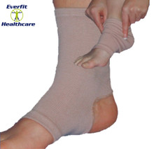 Slip-On Basic Elastic Ankle Support