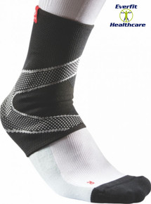 McDavid Elastic Ankle with Gel Buttress