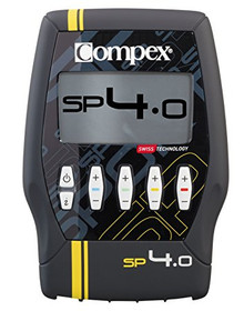 Complex Sport 4, the latest in muscle stimulation and muscle rehabilitation  technology.