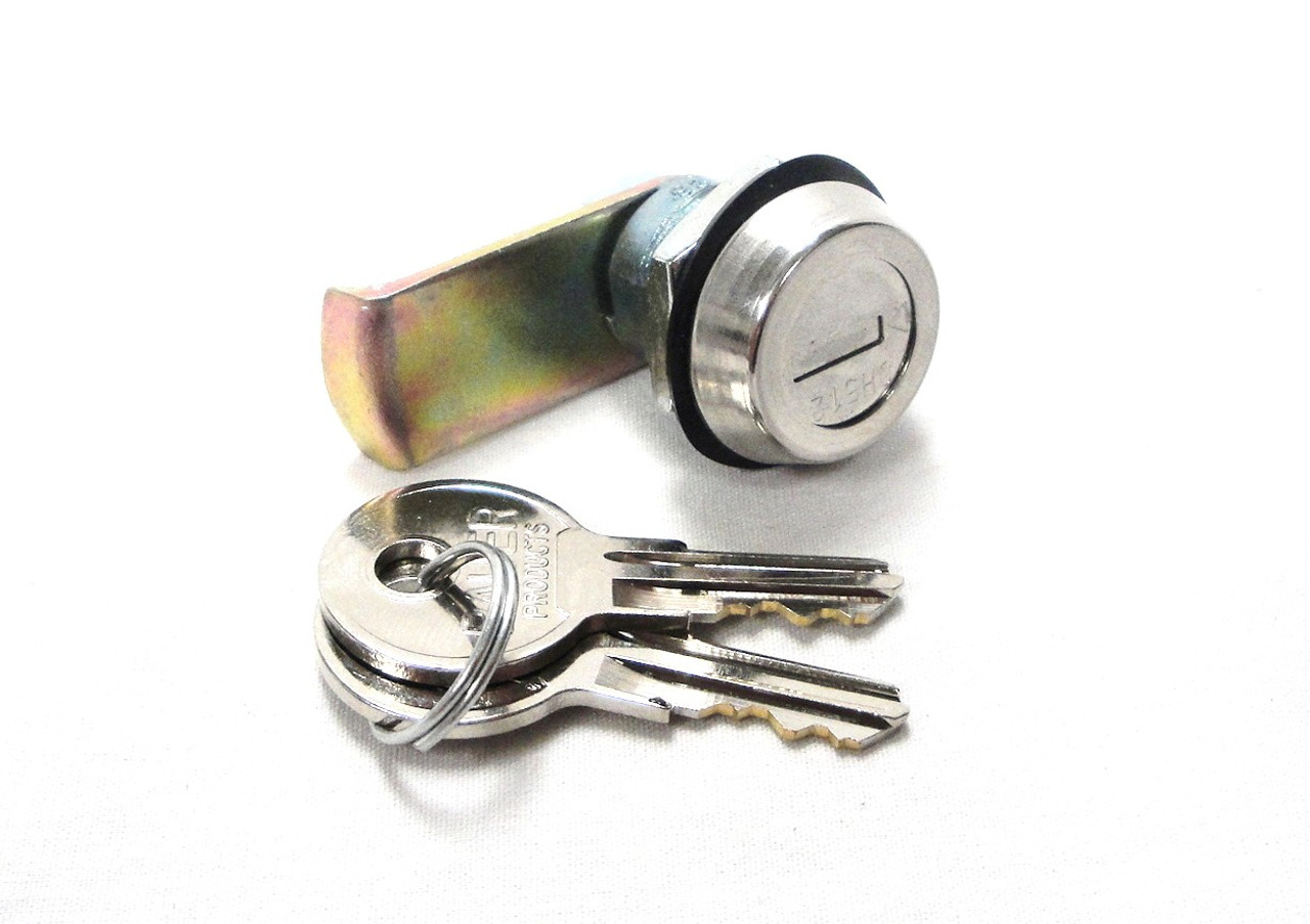 Replacement lock cylinder only for t711 folding t handle