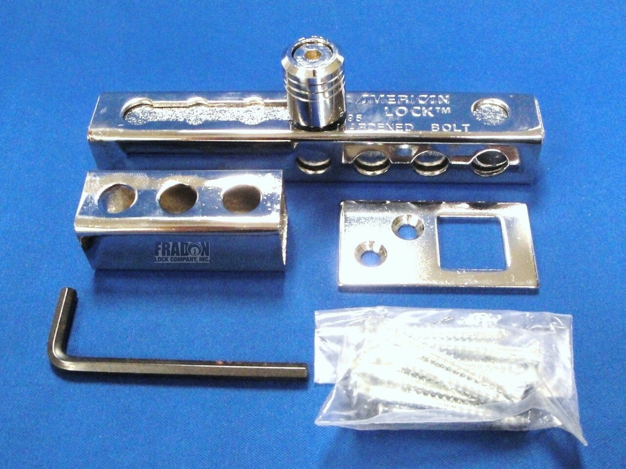 American Lock A895 High Security Hasp Bolt Ez 000848