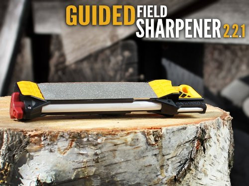 work sharp guided field sharpener review