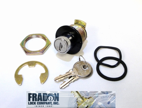 Eberhard Push Button Style Lock T960