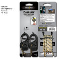 Nite Ize CamJam Cord Tightener Carabiner With Rope (2 Pack)