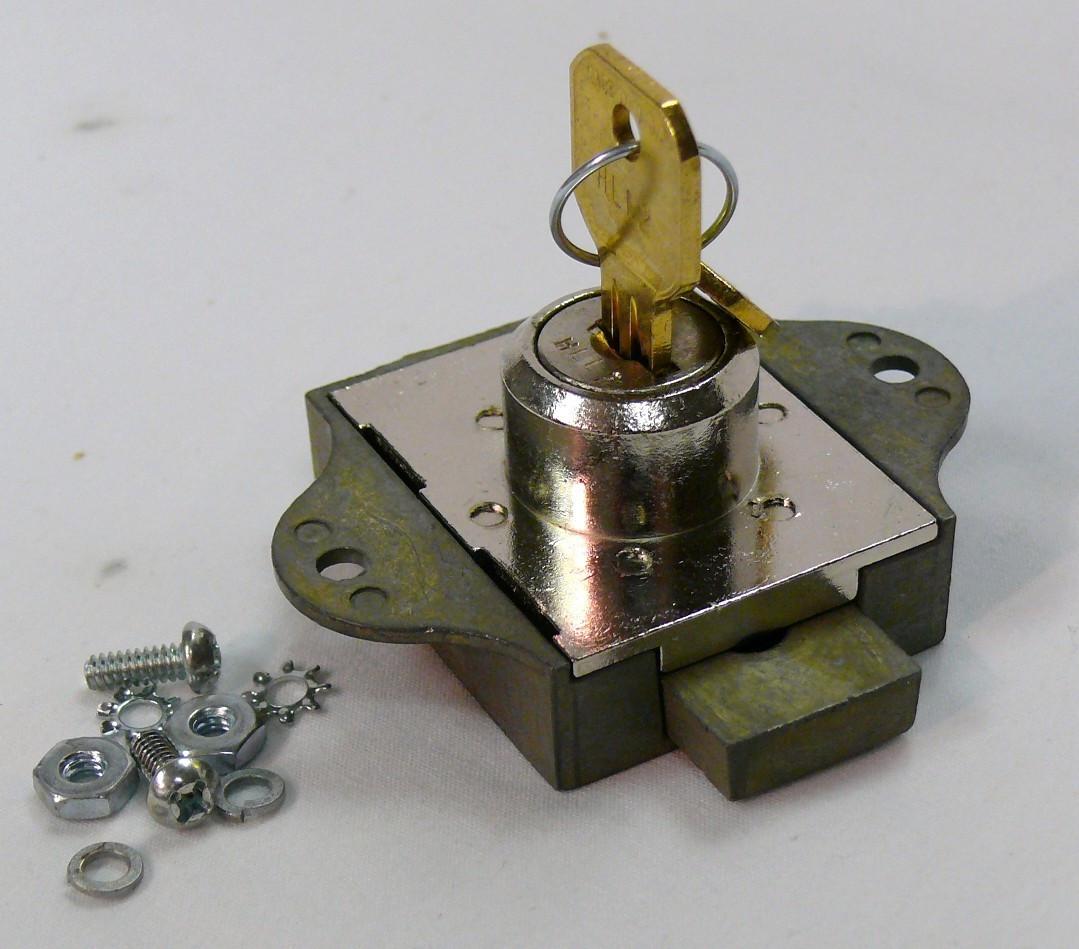 Indiana Cash Drawer Lock Deadbolt Style Sm