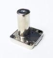 Armstrong Deadbolt Rim Lock 507-38 38mm Nickel