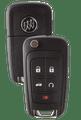 Strattec 5912556 2010 Buick Lacross Remote Flip Key