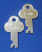 Replacement Keys For Trunks Footlockers And Chests