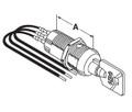 CompX Fort Rekeyable Switch Lock MFSW3-1138-KA-79