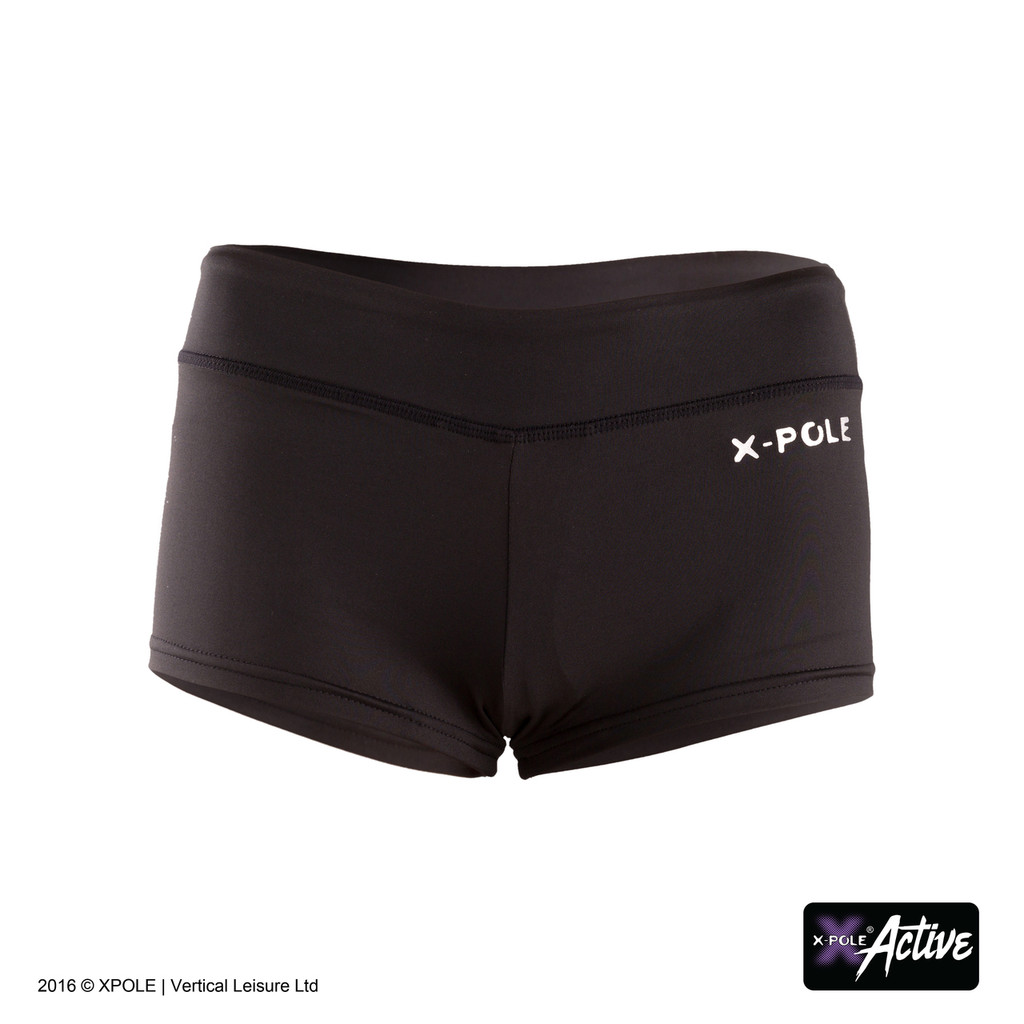 Pole Shorts Black