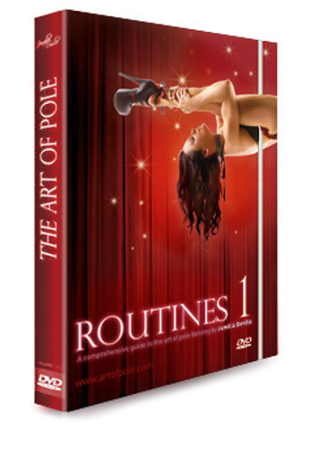 'Instructional - Routines One by Jamilla Deville - DVD