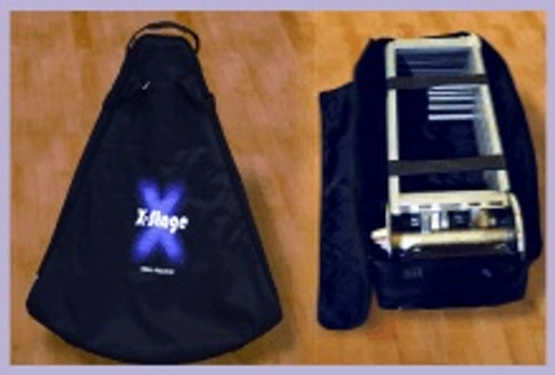 X-STAGE & X-STAGE lite Stage plate carrying case (x2)