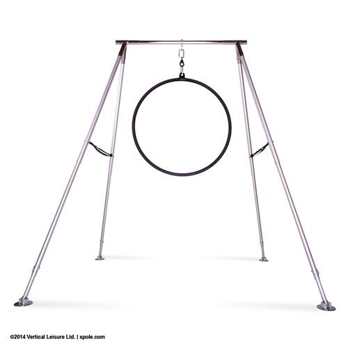 X-POLE Portable A-Frame for Lyra, Silks & Aerial Yoga