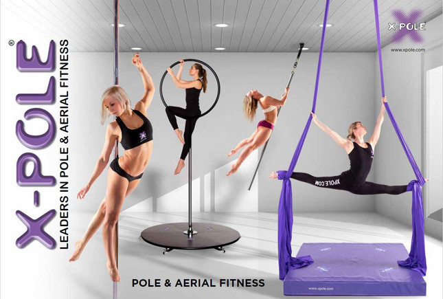 The latest innovations in Pole & Aerial - the product release you don't want to miss!