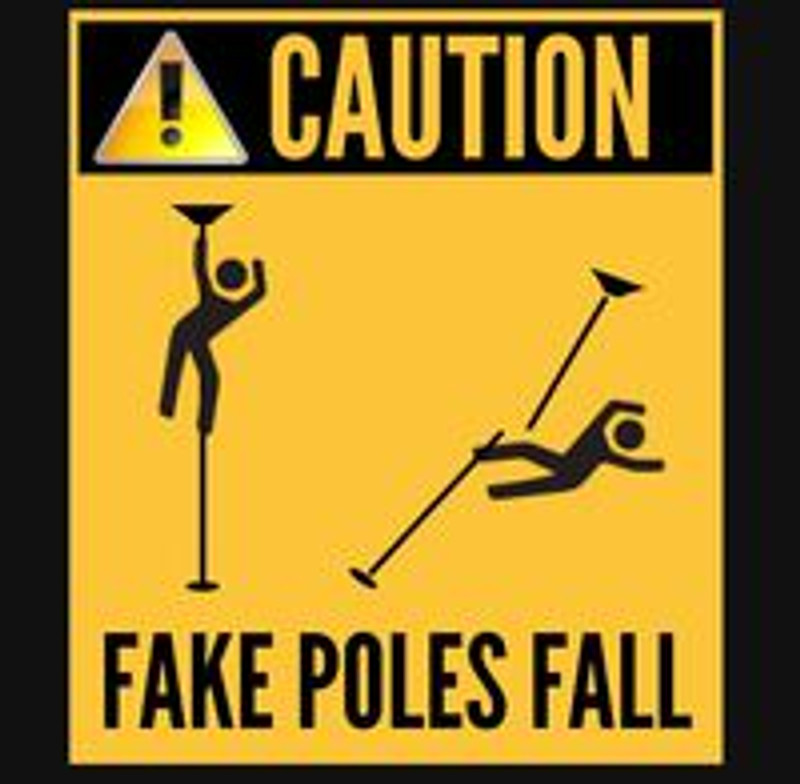 Safety matters - how can you spot an unsafe pole?