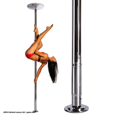 dance pole x pert complete set nx spinning x pole x. Black Bedroom Furniture Sets. Home Design Ideas