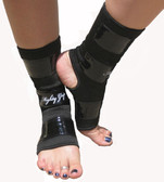 Mighty Grip Ankle Protector for Bare Feet (Small)