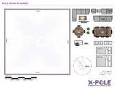 X-POLE Room Planner