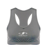 Dynamic Player's Bra - Silver